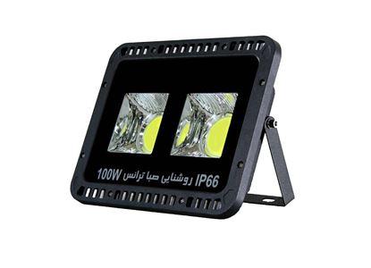 تصویر از پرژکتور گرد پنجره ای 100 وات صباترانس