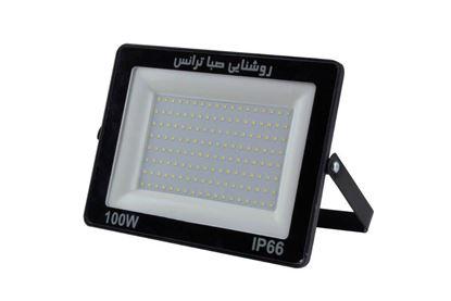 تصویر از پرژکتور  SMD-APL100W  روشنایی صباترانس